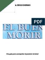333668490 El Buen Morir Hugo Dopaso Docx