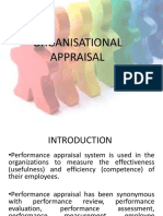 Tech of organisational appraisal.pdf