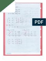 Método de Gauss-Jordan 3x3 - Ejercicios 1