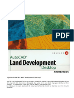 Manual Esp Autodesk Land Desktop 2i