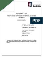 INFORME HIDROLOGIA.docx