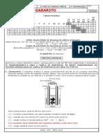 Gabarito Ae2 Química 2º Ano