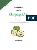 Manual Brc Chiripulp