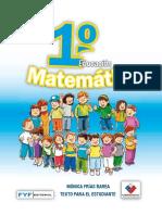 1ro Matematicas Libro