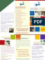 Cape Cod Community College Tech Prep Program Brochure