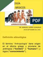 Antropología Hombre Cultura y Sociedad