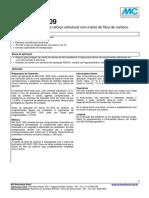 MC-BAUCHEMIE - MC-DUR 1209 Resina de laminação para reforço estrutural com manta de fibra de carbono.pdf