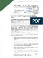 Karta 4 Okt 2018 - E Minister di MOU's, Kon ta para ku e proyekto di Qcredits, Minister a krea kompetensha pa nos Banko di desaroyonan Korpodeko i OBNA ?