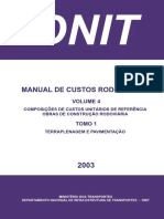 Manual de custos Rodoviarios,terraplanagem Dnit.pdf