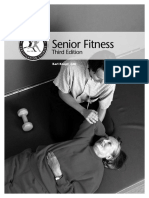 ISSA Senior Fitness Certification Chapter Preview