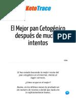 El Mejor pan Cetogénico después de muchos intentos - Dieta Cetogénica.pdf