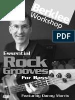 Berklee Bass Rock Grooves