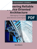 [Premier Reference Source] Nikola Milanovic, Nikola Milanovic - Engineering Reliable Service Oriented Architecture _ Managing Complexity and Service Level Agreements (2011, Information Science Reference, IGI Glob