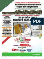 Journal Le Soir Dalgerie Du 18.09.2018
