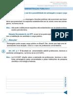 Direito Constitucional Novo  Administracao Publica II