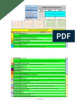 Cronograma de Actividades de Circuitos Electricos I-2015-II
