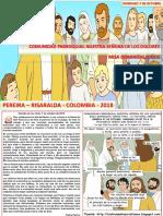 HOJITA EVANGELIO NIÑOS DOMINGO XXVII TO B 18 COLOR