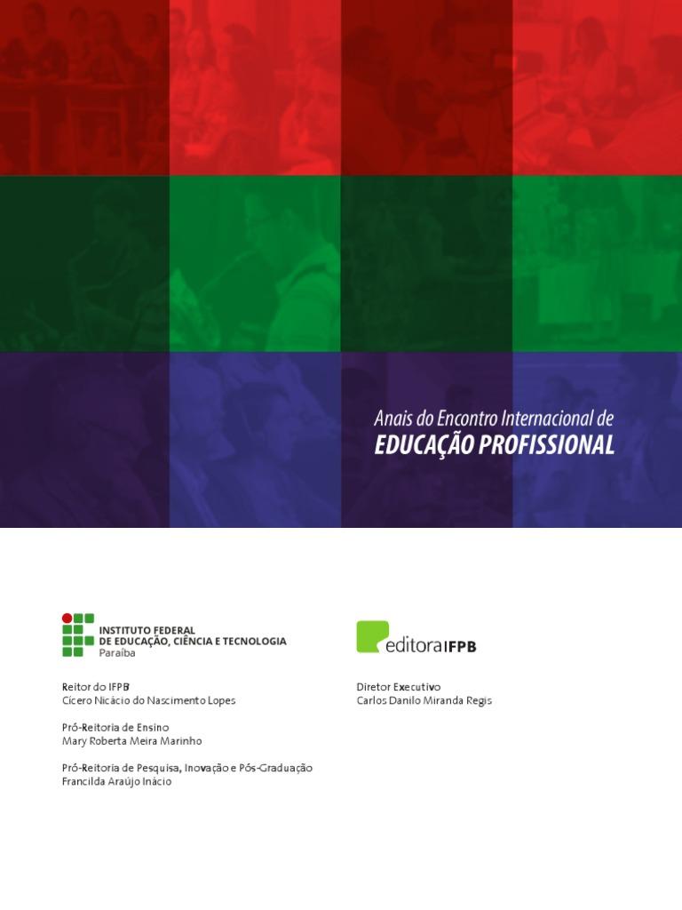 ANAIS Encontro Internacional de Educação Profissional 2015 (1).pdf a3dcea0570