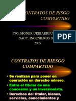 contratos de riesgo conpartido ppt