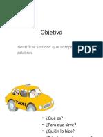 Leccion Taxi
