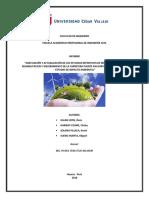 IMPACTO AMBIENTAL - GESTION