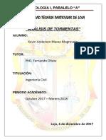 Informe Intensidad máxima en TR.docx