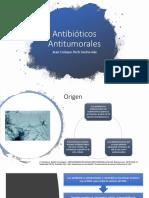 Antibioticos Antitumorales