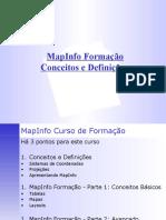 MapInfo Training versão portugues