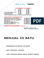 Daftar harga galon depot.docx