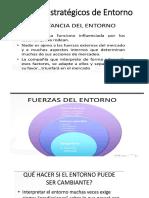 Análisis Estratégicos de Entorno Unidad I