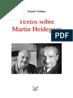 Vattimo, G. Textos sobre Heidegger.pdf