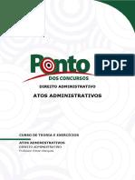 PONTO DOS CONCURSOS - ATO ADMINISTRATIVO - 211 pags.pdf