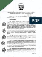 Central Resolución 004 2018 SN