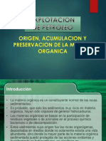 origenacumulacionypreservaciondelamateriaorganica-140617221136-phpapp01