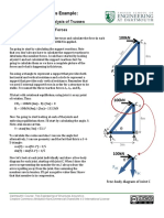 21. Simple Truss Calculations and Design (PDF)