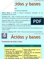 acidosybases