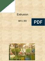 11 Extrusion