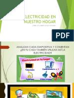 La Electricidad en Nuestro Hogar- Día1-Proyecto- Anexo1