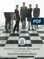 Brochure Cdm