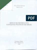 CIDADÃO. Léxico Da História Dos Conceitos Políticos Do Brasil. FERES, João. 2009.