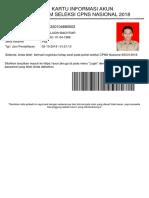 Bukti Registrasi 1 Kamaludin