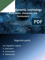 Termodinamica Cosmologica