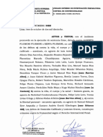 Fallo que anula indulto otorgado a Alberto Fujimori