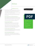 IDirect Evolution X3 Brochure