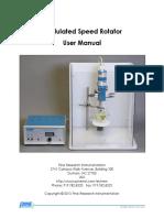 Pine Rotator Manual