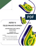 REDES Y TELCOMUNICACIONES