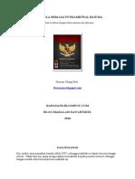 Pancasila Sebagai Fundamental Bangsa