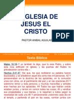 Iglesia Mision Aguilar