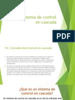 Ingenieria de Control Clasico%2c Presentacion Control en Cascada