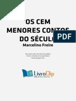 Livro Os cem menores contos do século.pdf